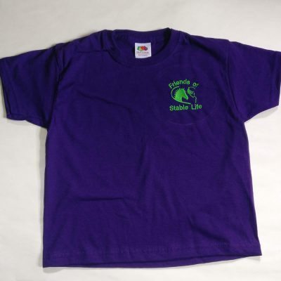 T-Shirt (Purple)