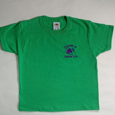 T-Shirt (Lime gree...
